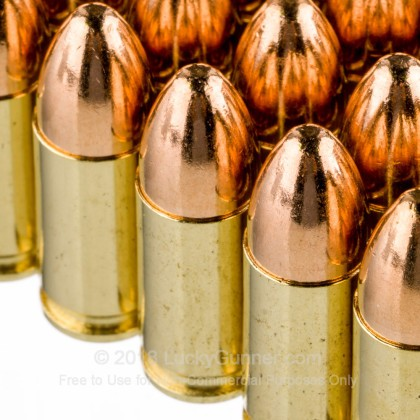 Image 5 of MEN 9mm Luger (9x19) Ammo