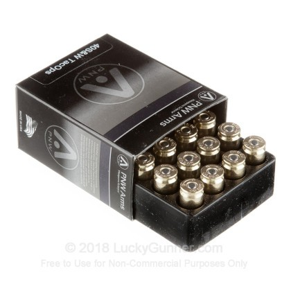 Image 1 of PNW Arms .40 S&W (Smith & Wesson) Ammo