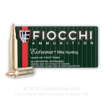 Image 2 of Fiocchi .204 Ruger Ammo