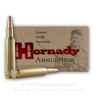 Image 3 of Hornady 6mm Remington Ammo