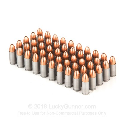 Image 4 of CCI 9mm Luger (9x19) Ammo