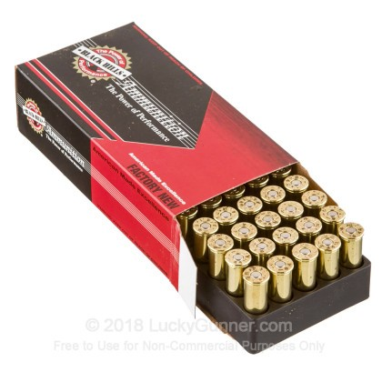Image 3 of Black Hills Ammunition .44 Magnum Ammo