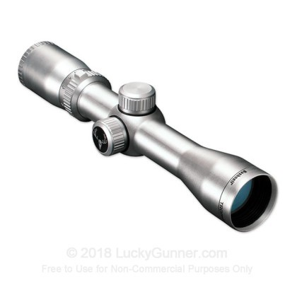Large image of Premium Handgun Scope For Sale - 2-6x 32mm 732633S - Multi-X - Silver Bushnell Trophy XLT Optics Rifle Scopes in Stock