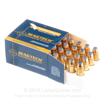 Image 3 of Magtech .500 S&W Magnum Ammo