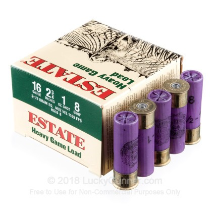 Image 3 of Estate Cartridge 16 Gauge Ammo