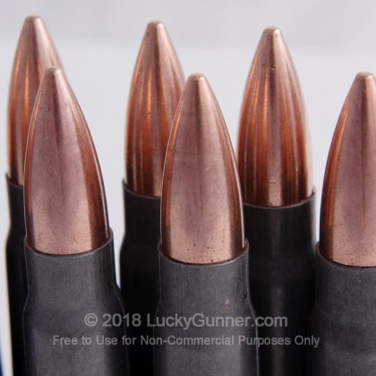 Image 4 of Tula Cartridge Works 7.62X39 Ammo