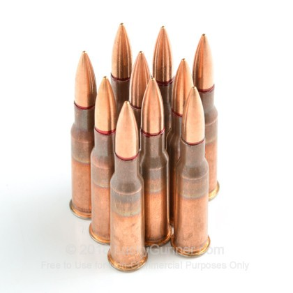 Image 9 of Military Surplus 7.62x54r Ammo