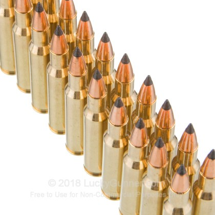 Image 5 of Nosler Ammunition .222 Remington Ammo