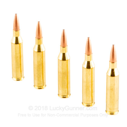 Large image of Bulk 243 Ammo For Sale - 95 Grain Fusion Ammunition in Stock by Federal - 200 Rounds