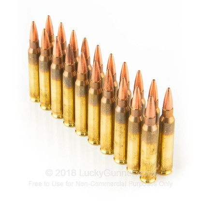 Image 4 of DPX Ammunition .223 Remington Ammo