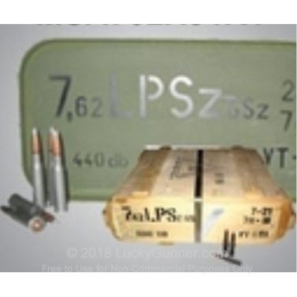 Image 1 of Hungary 7.62x54r Ammo