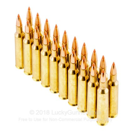 Image 4 of Hornady 6mm Remington Ammo