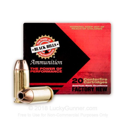 Image 2 of Black Hills Ammunition .40 S&W (Smith & Wesson) Ammo