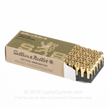 Image 3 of Sellier & Bellot 9mm Luger (9x19) Ammo