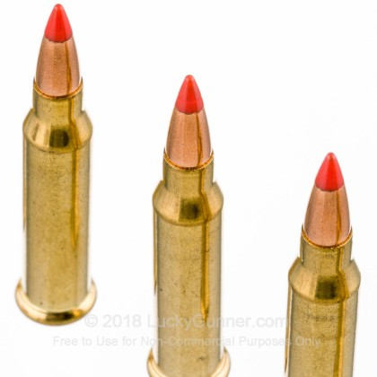 Image 5 of Hornady .17 Win Super Mag (WSM) Ammo
