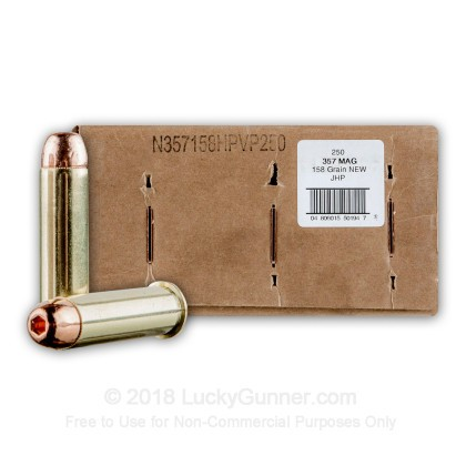 Image 1 of American Quality Ammunition .357 Magnum Ammo