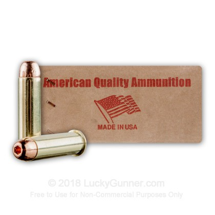Image 2 of American Quality Ammunition .357 Magnum Ammo