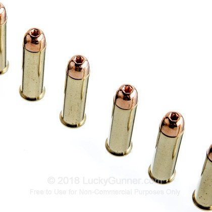 Image 4 of American Quality Ammunition .357 Magnum Ammo