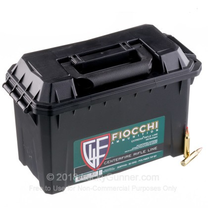 Image 8 of Fiocchi .223 Remington Ammo