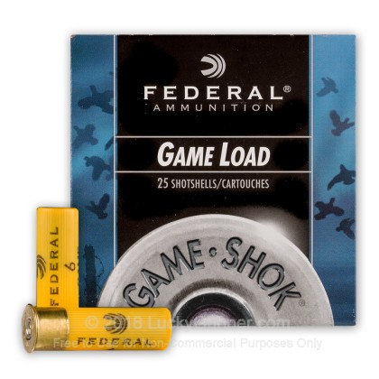 Image 2 of Federal 20 Gauge Ammo