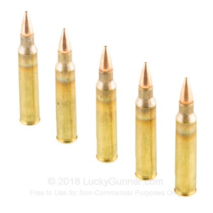 Image 4 of Hornady 5.56x45mm Ammo