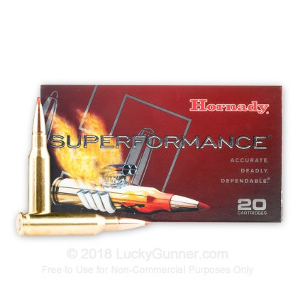 Image 2 of Hornady 7mm-08 Remington Ammo