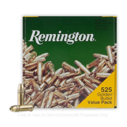 Image 1 of Remington .22 Long Rifle (LR) Ammo