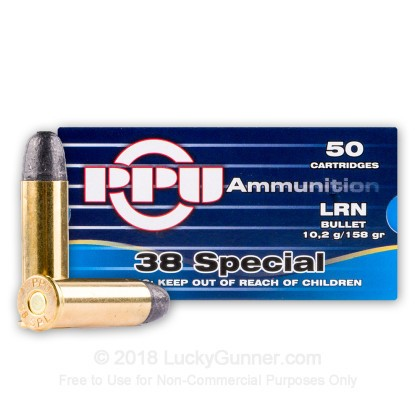 Image 2 of Prvi Partizan .38 Special Ammo