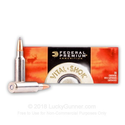 Image 2 of Federal 300 Winchester Short Magnum Ammo