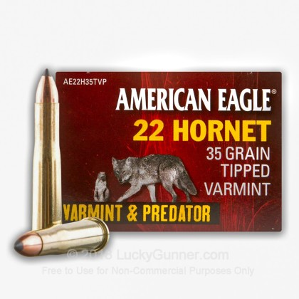 Image 1 of Federal .22 Hornet Ammo