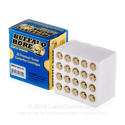 Image 3 of Buffalo Bore .40 S&W (Smith & Wesson) Ammo