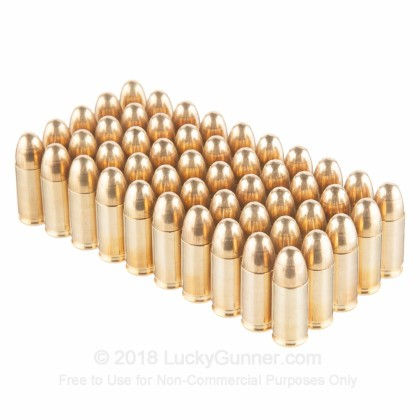 Image 3 of MaxxTech 9mm Luger (9x19) Ammo