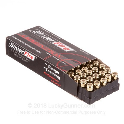 Image 3 of SinterFire 10mm Auto Ammo