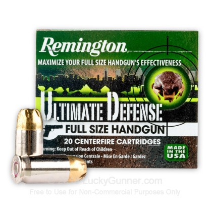 Image 2 of Remington .380 Auto (ACP) Ammo