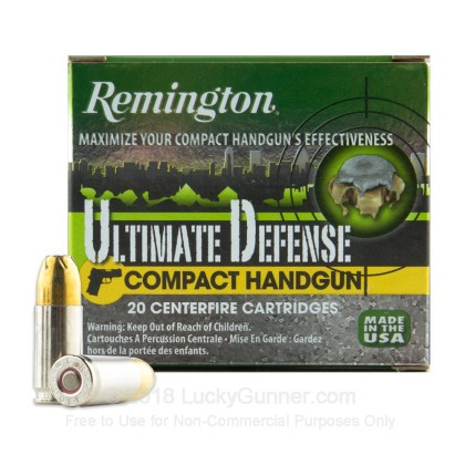 Image 2 of Remington 9mm Luger (9x19) Ammo