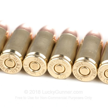 Image 17 of BVAC 9mm Luger (9x19) Ammo