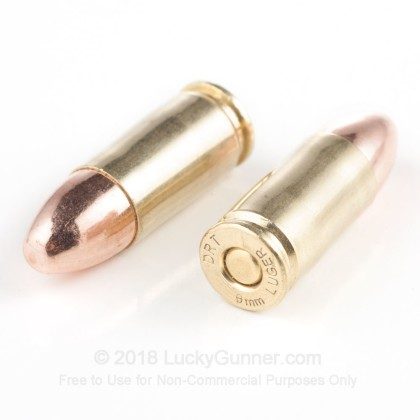 Image 18 of BVAC 9mm Luger (9x19) Ammo