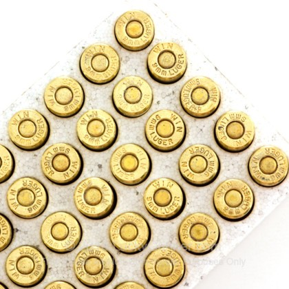 Image 7 of Winchester 9mm Luger (9x19) Ammo