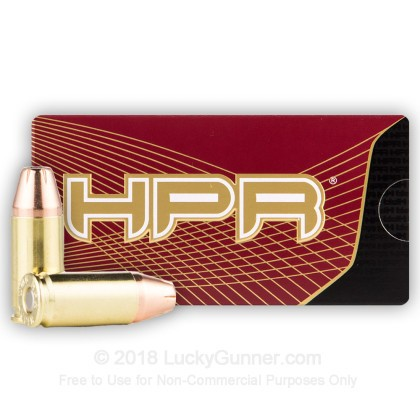 Image 1 of HPR 9mm Luger (9x19) Ammo