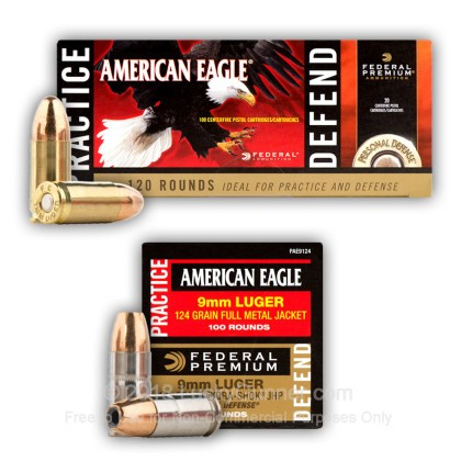 Image 11 of Federal 9mm Luger (9x19) Ammo