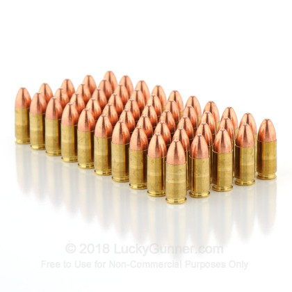 Image 9 of Speer 9mm Luger (9x19) Ammo