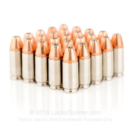 Image 8 of Fiocchi 9mm Luger (9x19) Ammo