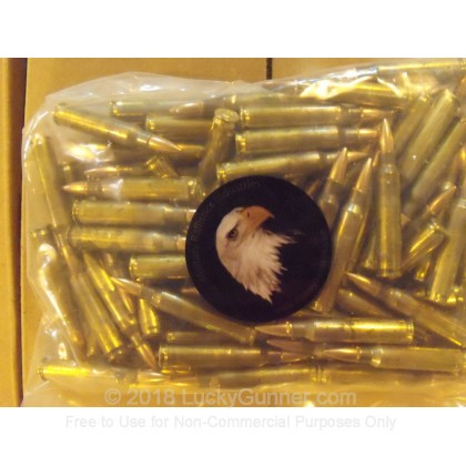 Image 3 of Military Ballistics Industries .223 Remington Ammo