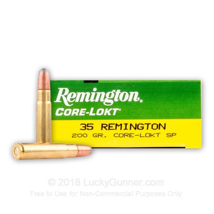 Image 1 of Remington 35 Remington Ammo