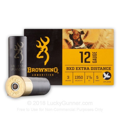 Image 1 of Browning 12 Gauge Ammo
