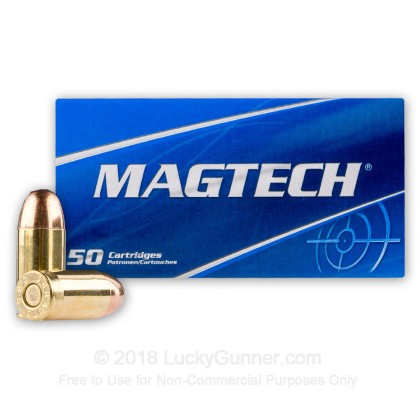 Image 2 of Magtech .380 Auto (ACP) Ammo