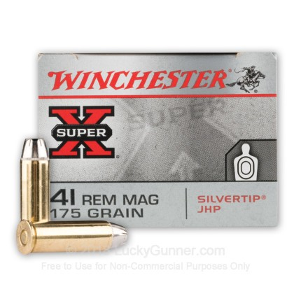 Image 1 of Winchester .41 Rem Magnum Ammo