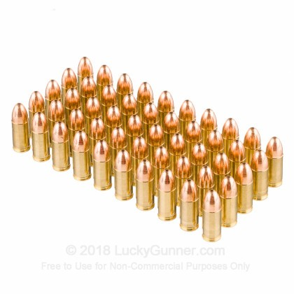 Image 4 of Federal 9mm Luger (9x19) Ammo