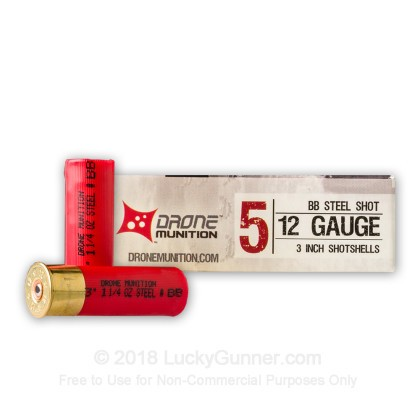 Image 2 of Drone Munition 12 Gauge Ammo