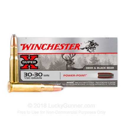 Image 2 of Winchester .30-30 Winchester Ammo
